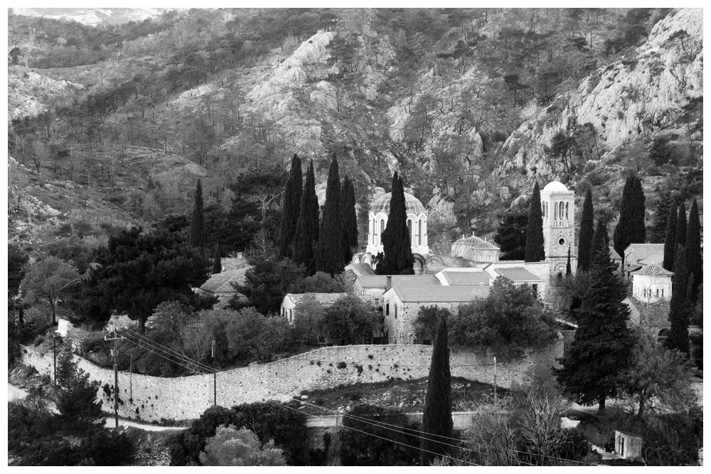 Kloster Nea Moni - Chios / Griechenland