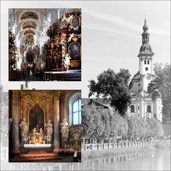 Klöster. Kirchen und