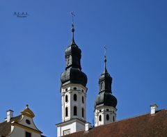 """"""" Kloster Obermarchtal """""""