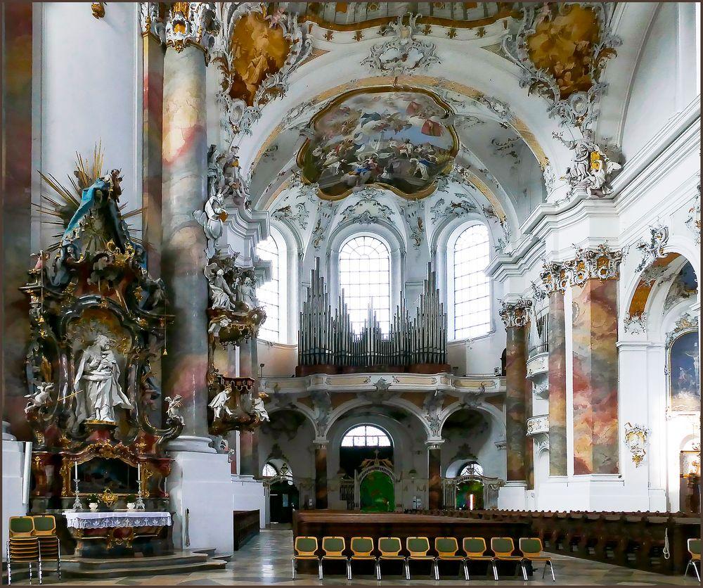 Kloster Ottobeuren    X