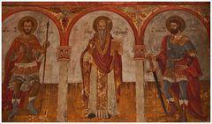 Kloster Panormitis - Wandmalereien
