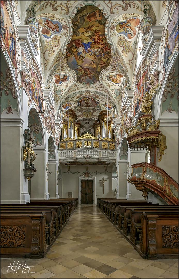"""Kloster Reichenbach am Regen """" Gott zu Gefallen... """""""