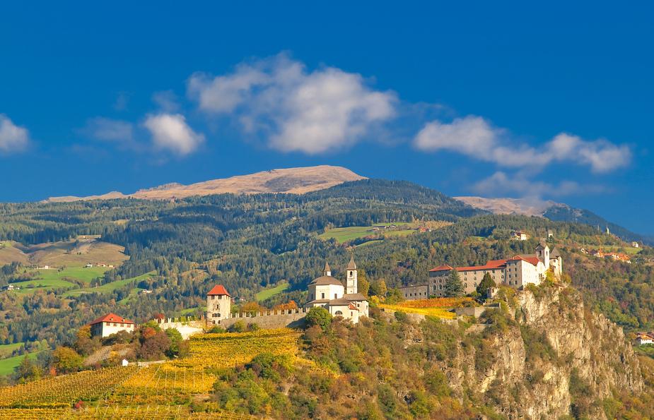 Kloster Säben in Südtirol
