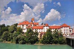 Kloster Sankt Mang in Füssen