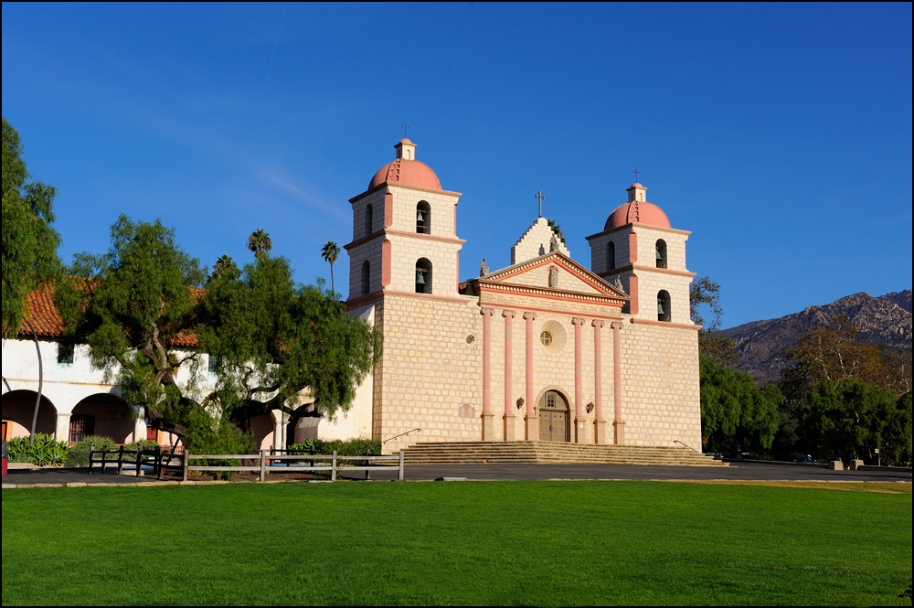 Kloster Santa Barbara