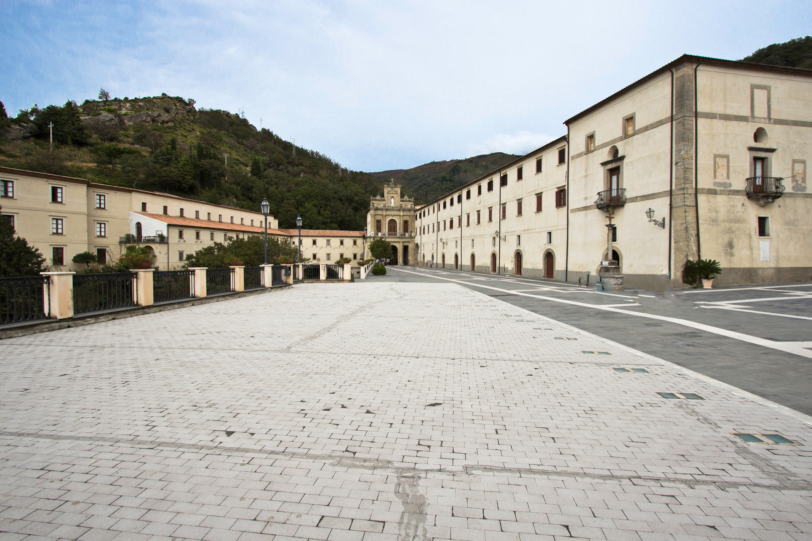 Kloster - Santuario di San Francesco di Paola
