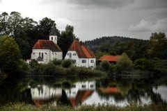 Kloster Seeon - Herbststimmung
