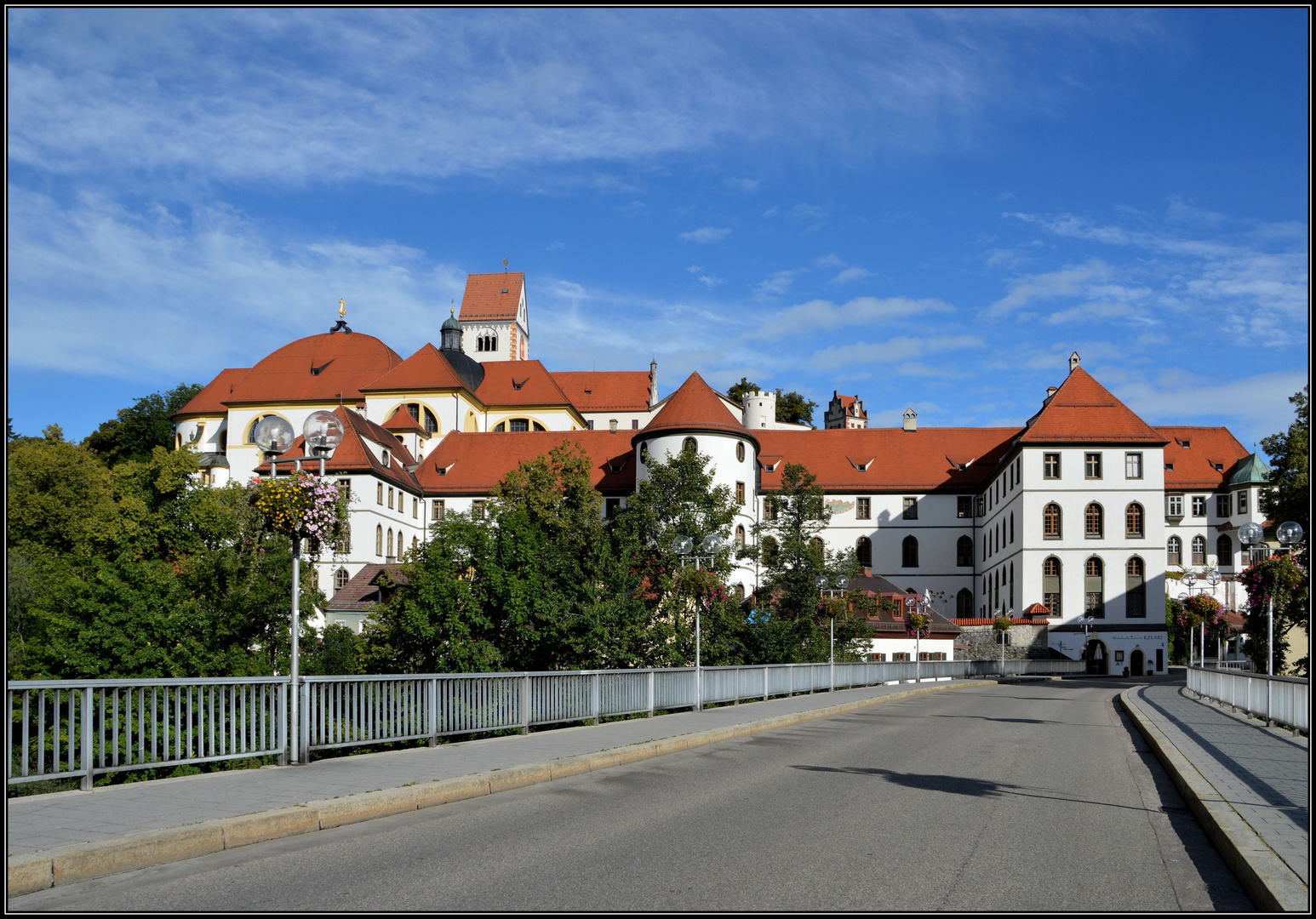 Kloster St. Mang - Füssen