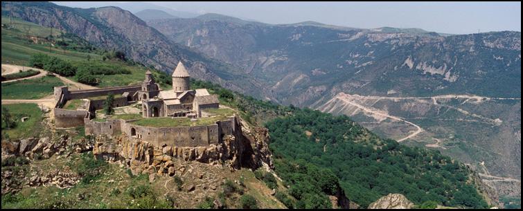 Kloster Tatev  (Armenien)