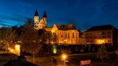 Kloster Unser Lieben Frauen zur blauen Stunde