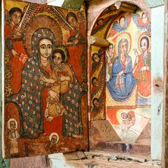 Kloster Ura Kidane Mehret III...