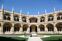 Kloster von Jeronimus, Lissabon