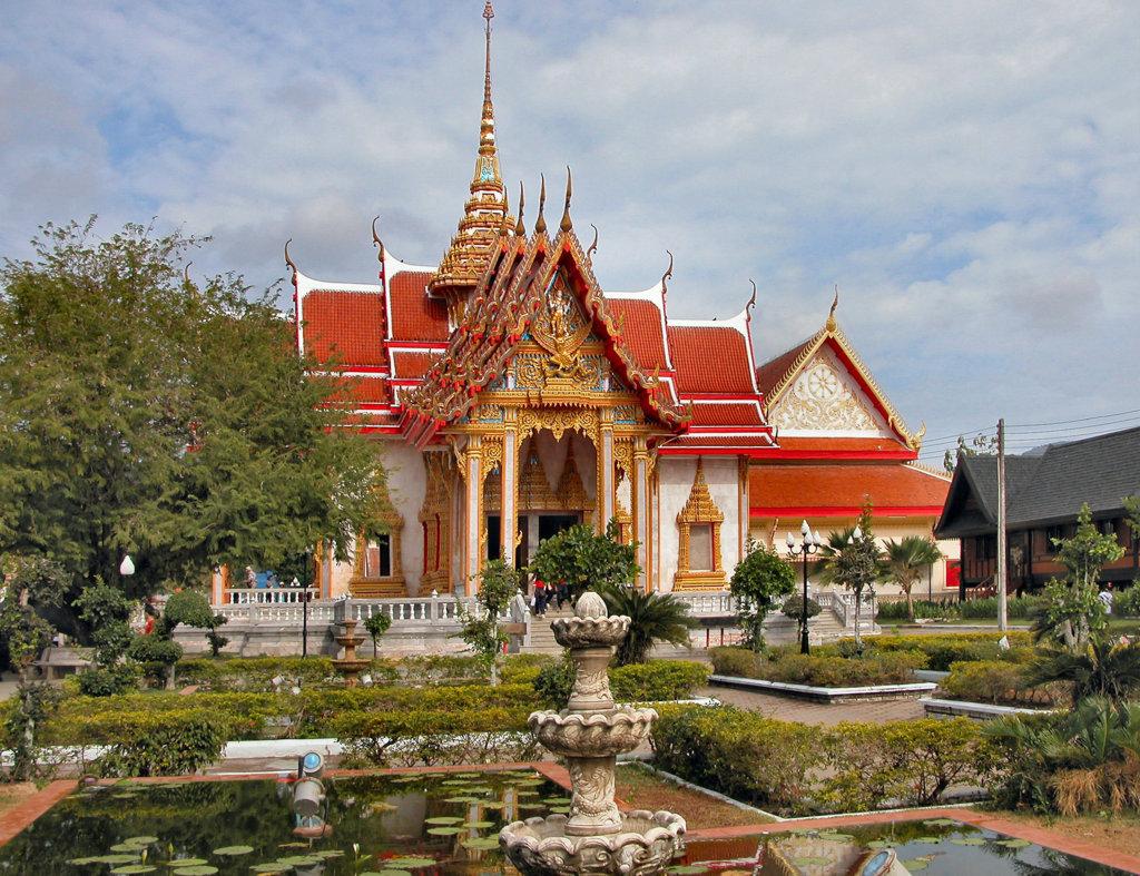 Kloster Thailand