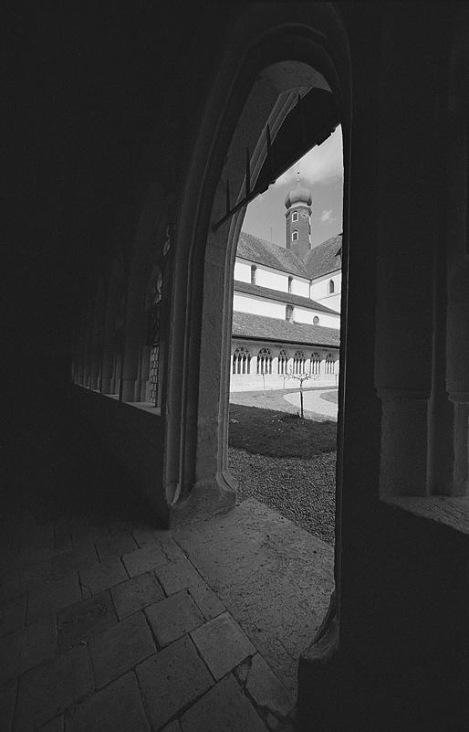 Kloster Wettingen, Kreuzgang