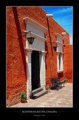 Klosteranlage Sta. Catalina
