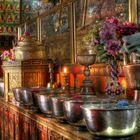Klosteranlage Tashilhunpo in Shigatse (HDR)