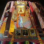 Klosteranlage Tashilhunpo in Shigatse/Tibet