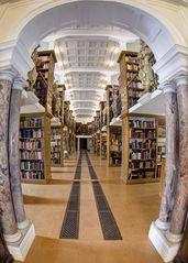 Klosterbibliothek Abtei Marienstatt