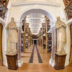 Klosterbibliothek zu Marienstatt