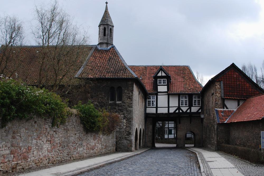 Klostereingang Riddagshausen bei Braunschweig