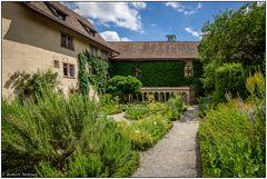 Klostergarten Allerheiligen