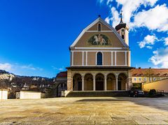 Klosterkirche Beuron