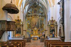 klosterkirche der fraueninsel