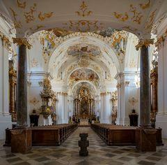 Klosterkirche Dionysius und Juliana (Schäftlarn)