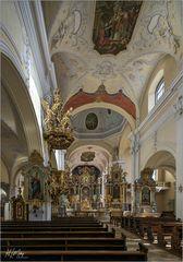 """Klosterkirche Heilig-Kreuz - Gerlachsheim """" Gott zu Gefallen... """""""