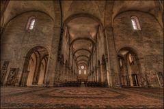 Klosterkirche im Kloster Eberbach
