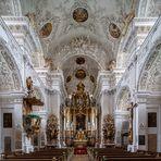 Klosterkirche Johannes der Täufer