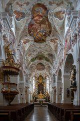 Klosterkirche Maria Himmelfahrt Reichenbach