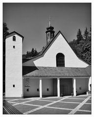 Klosterkirche Maria Martental in der Eifel