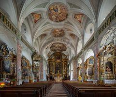 Klosterkirche Mariä Himmelfahrt (Gars am Inn)