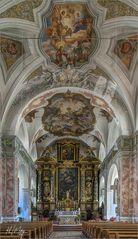 """Klosterkirche Mariä Himmelfahrt - Gars am Inn """" Gott zu Gefallen... """""""