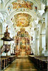 Klosterkirche Niederaltaich