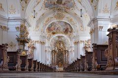 Klosterkirche Schäftlarn