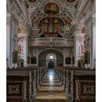 """Klosterkirche Speinshart """" Gott zu Gefallen... """""""