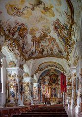 Klosterkirche St. Georg und Pankratius (Raitenhaslach)