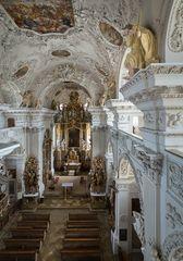 Klosterkirche St. Johannes der Täufer ( Holzen )