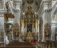 """Klosterkirche St. Johannes der Täufer -  Holzen """" Gott zu Gefallen... """""""