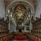 """Klosterkirche St Magnus - Schussenried """" Gott zu Gefallen ... """""""