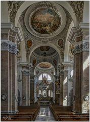 """Klosterkirche St. Mang - Füssen """"Gott zu Gefallen..."""""""