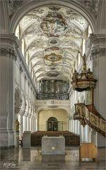 """Klosterkirche  St. Michael - Oberzell """" Gott zu Gefallen... """""""