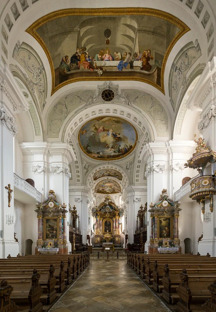 Klosterkirche St. Verena ( Rot an der Rot )
