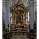 """Klosterkirche St. Verena -Rot an der Rot """" Gott zu Gefallen..."""""""