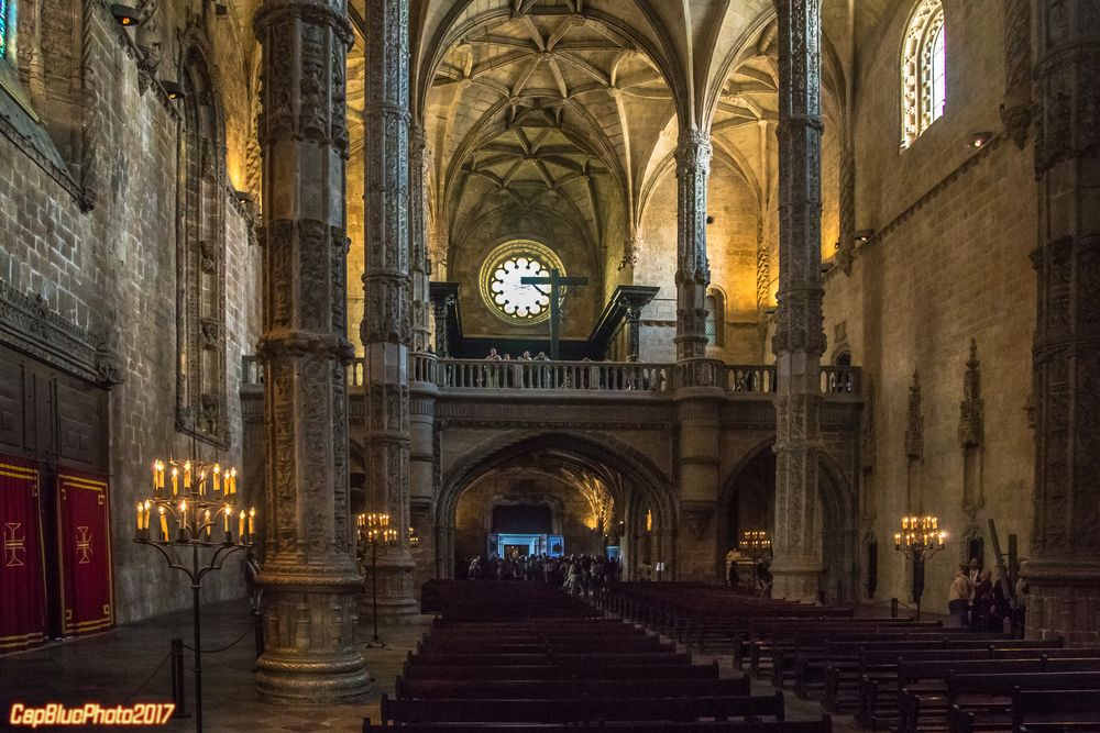 Klosterkirche Sta. Maria im Mosteiro dos Jeronimos
