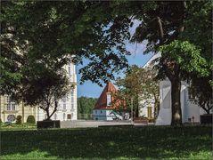 Klosterneuburg im Frühling