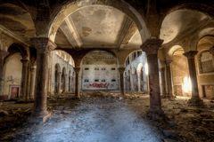 Klosterruine der barmherzigen Schwestern
