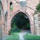 Klosterruine Hude